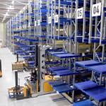 Современные виды складских стеллажей
