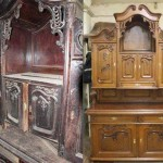 Реставрация мебели в Санкт-Петербурге