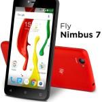 Fly представляет новый Nimbus 7 со сменным панелями