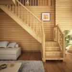 Лестница на второй этаж в частном доме: какой вариант самый комфортный?