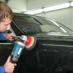 Защитная полировка кузова авто