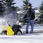 Виды современной снегоуборочной техники