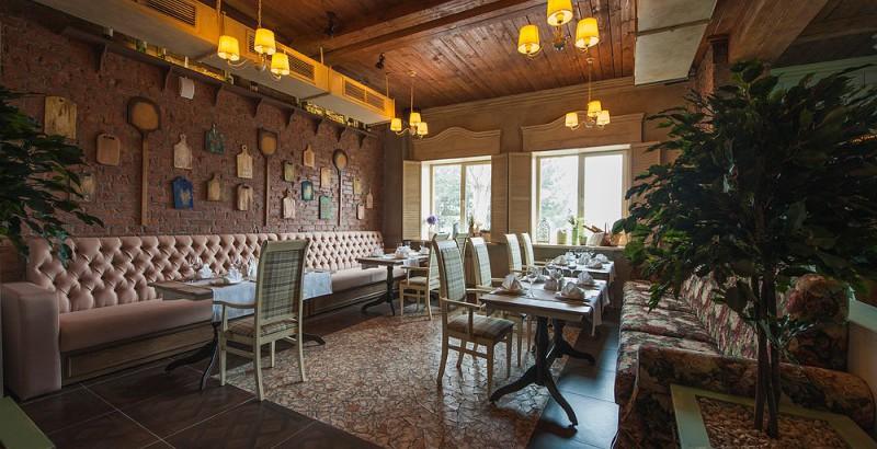 Ресторан Жардин – приятный отдых в итальянском стиле.
