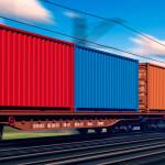 Железнодорожные перевозки – самые важные в России