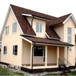 Дома из СИП-панелей – комфортное и практичное жилье