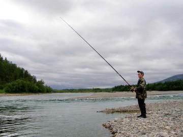 Лечебное средство для нервов - рыбалка