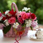 Самые свежие цветы с оперативной доставкой по нужному адресу