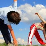 Как приобщить ребенка к спорту?