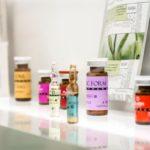 Какие препараты входят в состав коктейлей для мезотерапии лица.
