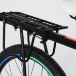 Как установить багажник на велосипед: важные аспекты