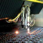 Как работает лазерная резка металла?