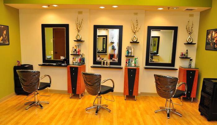 Рабочее место мастера парикмахера - какое оборудование устанавливать