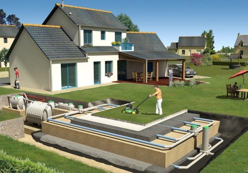 Советы при постройке дома на даче
