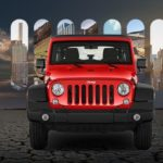 Обзор Jeep Wrangler Unlimited
