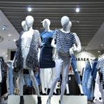 Какое оборудование используется в магазинах одежды?