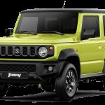SUZUKI Jimny – технические характеристики и описания