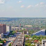 Знакомимся с Луганском и ищем где остановиться