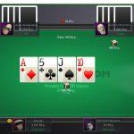 Анонимный покер на Покердом