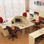 Особенности выбора мебели для использования в офисных помещениях